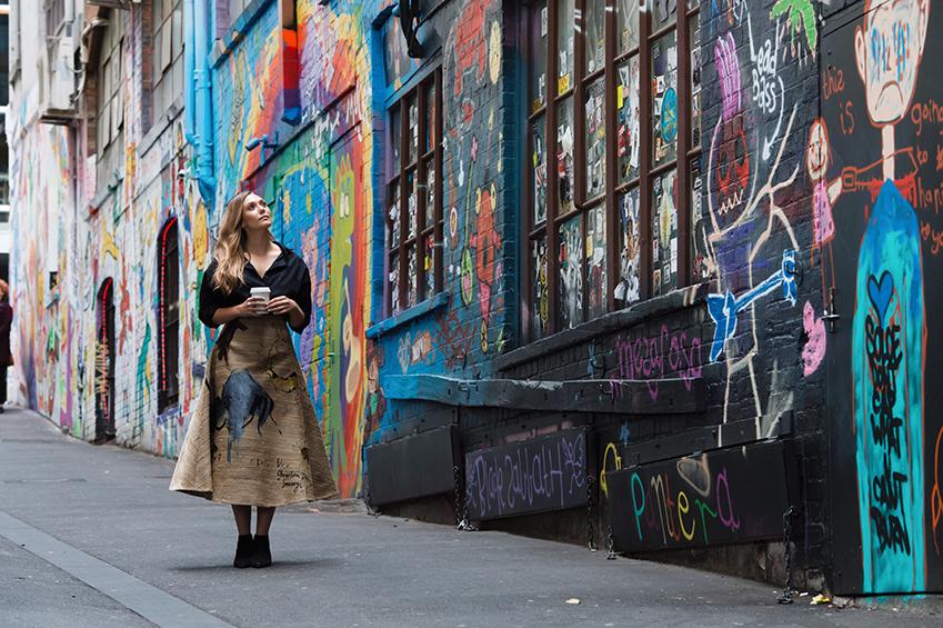 Elizabeth Olsen & Visit Victoria
