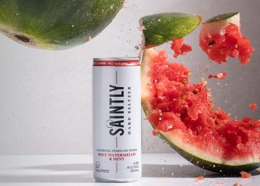 The Hard Seltzer Heavens Have Opened For This Aussie Saint