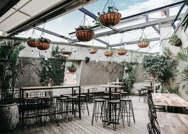 Darlo's Newly Refreshed Alfresco Escape –The Team Behind The Taphouse Unveils Elm Rooftop Bar