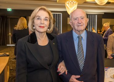 National Press Club: Ita Buttrose warns proposed Medicare cut could blind 47,000 Aussies